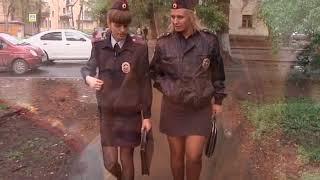 Девушки из полиции Самарской области