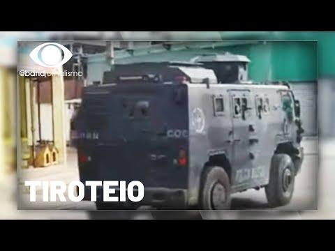 Tiroteio deixa dois mortos no Rio de Janeiro