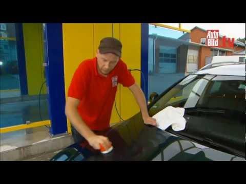 AUTO BILD-Pflegetipps - Lackpflege