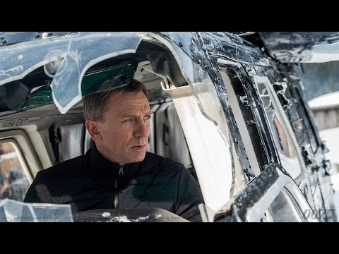 NEW SPECTRE TRAILER