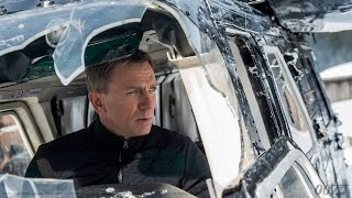 Spectre - Official Trailer
