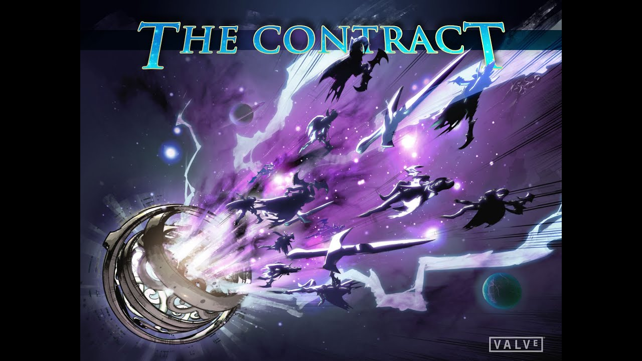 Dota 2 – The Contract