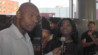 Fruitvale Station: Octavia Spenser, Michael B. Jordan & Rev. Jesse L. Jackson Interview