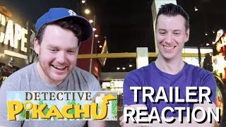 Detective Pikachu - Video Game Trailer Reaction - MPR Arcade