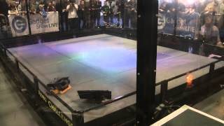 The 2013 UK FW Championships - Trouble Starter 3 vs Scruffy (part 3)