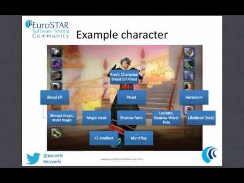 What Agile Teams Can Learn From World of Warcraft - EuroSTAR - Alexandra Schladebeck