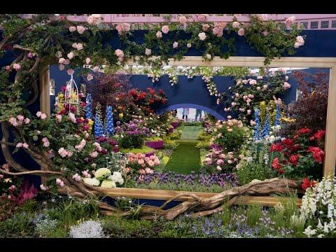 第18回国際バラとガーデニングショウ・今年の薔薇ベストテン新品種・世界のナーセリー