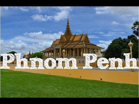Recorriendo Phnom Penh - Camboya