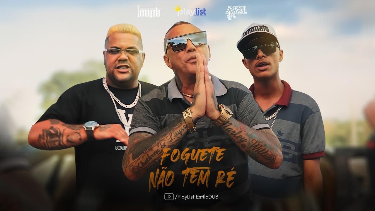 Foguete Não Tem Ré - Innovate e Arquirival (Official Music Video)