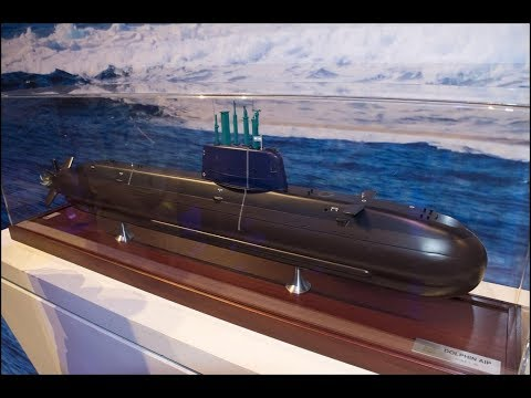 Meet Israel  Super Dolphin Class Submarine Armed with Nukes