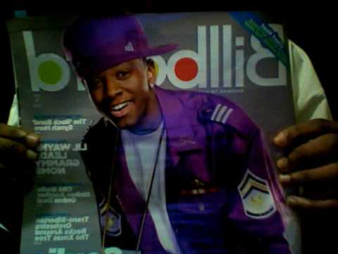Soulja Boy Tell 'Em lands Billboard Magazine Cover!!