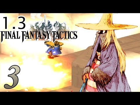 The Death Corps - Final Fantasy Tactics 1.3 Difficulty Mod - 3
