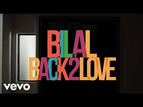 Bilal - Back To Love