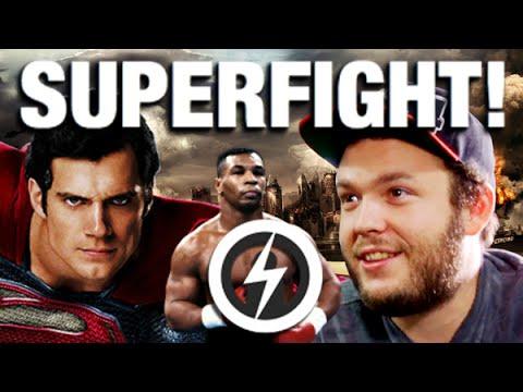 SUPERFIGHT - Superman vs The World |