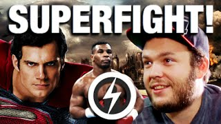 SUPERFIGHT - Superman vs The World