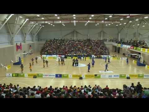 Pacific Games  2015  D6 Basketball M G46 PNG vs SAMOA