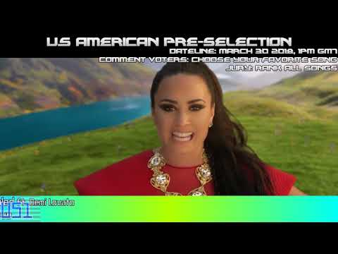4th Globision Song Contest: Americas & Afrfican Pre-selections