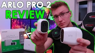 Smart Wireless Security Cameras! - Arlo Pro 2 Review