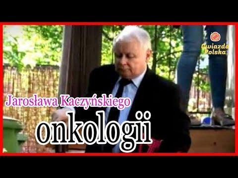 Szok! Jarosław Kaczyński zwija się z bólu na onkologii? co się dzieje...