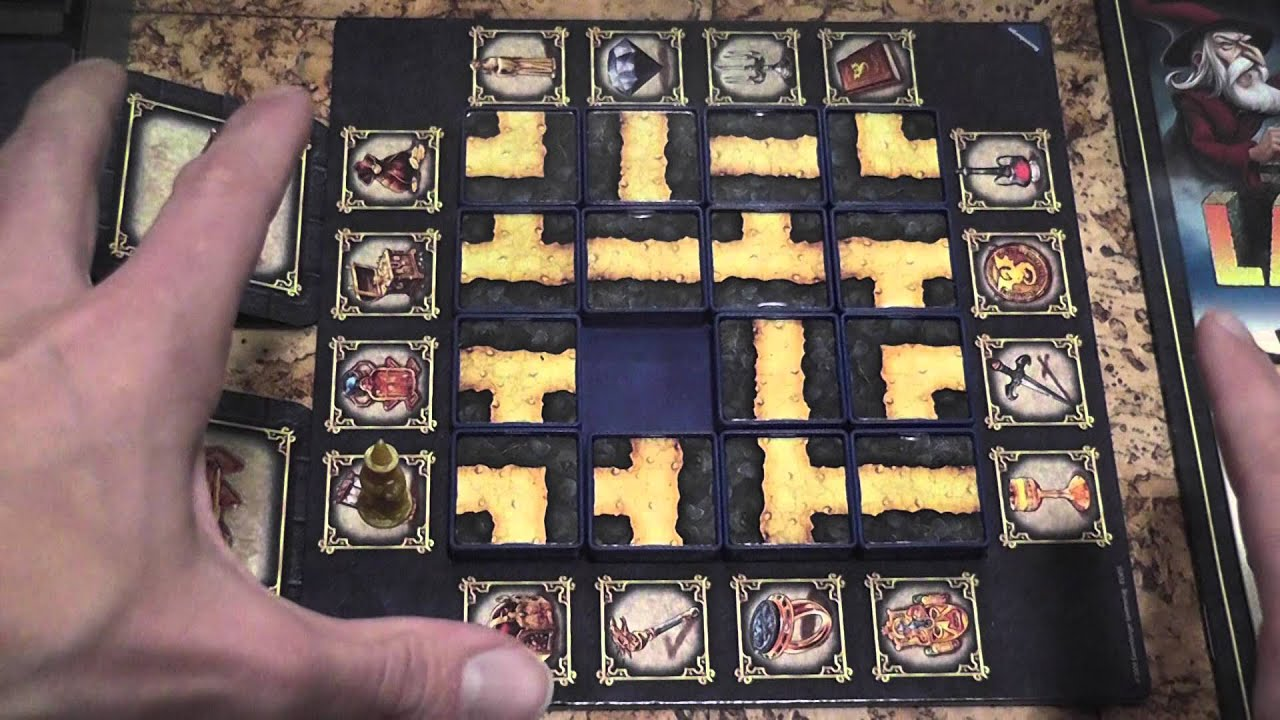 Labyrinth Duell
