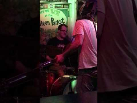 Drunken Hearts at Green Parrot in Key West