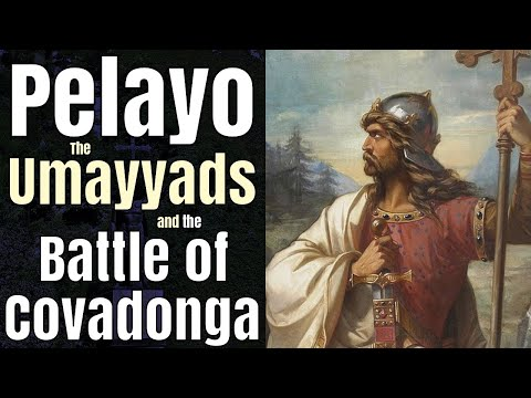 Pelayo vs. the Umayyads - The Reconquest of Spain Begins
