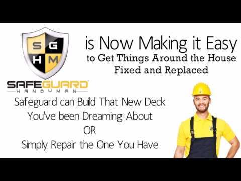 Safeguard Handyman, LLC. Sugar Grove, OH.