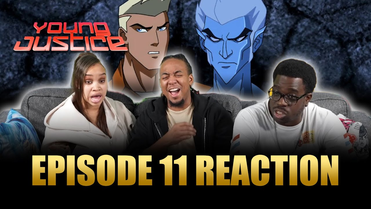Download Terrors | Young Justice Ep 11 Reaction