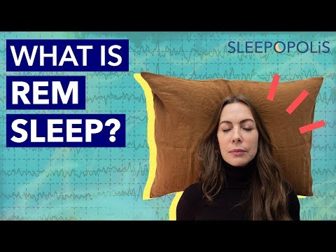 What's REM Sleep How Much Do You Need?