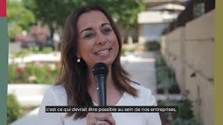 REAix2019 - Interview exclusive d'Ilham KADRI, Chief Executive Officer Solvay