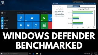 Is Windows Defender slowing down your computer?