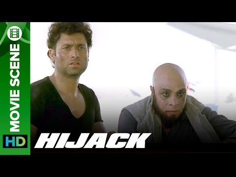 Shiney Ahuja kills the Hijackers - Hijack