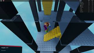 INFINITY TOWER Roblox | RofterNET + SPIDER DED