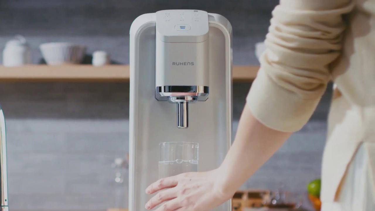 NEX WHP3000 即冷即熱飲水機_韓國電視廣告 - YouTube