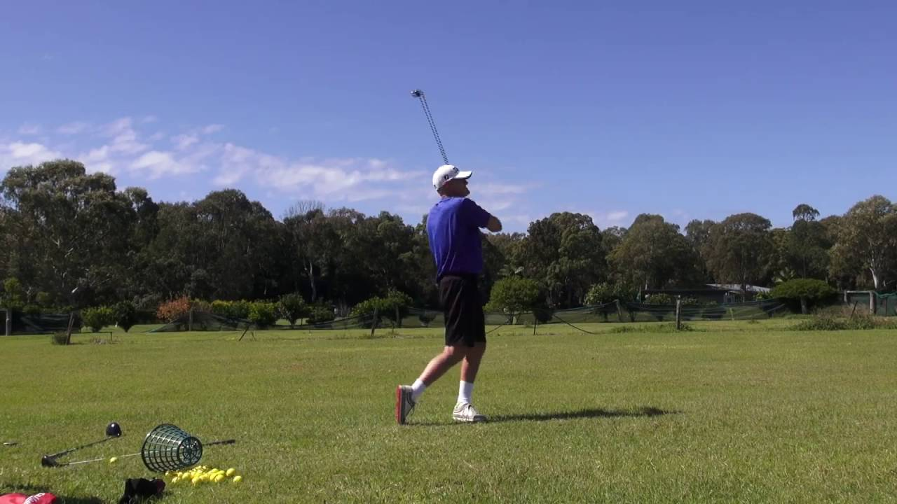 Dominant Side Golf Swing no1