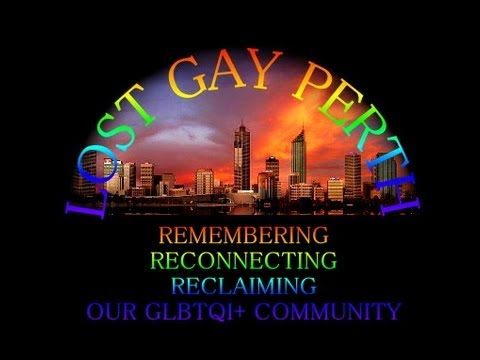 Lost Gay Perth Collages