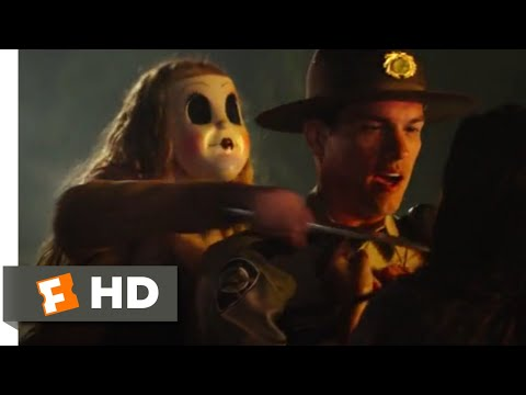 The Strangers: Prey at Night (2018) - Cop Killer Scene (7/10) | Movieclips