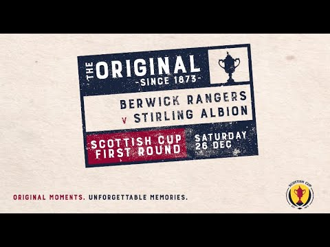 Berwick Stirling Goals And Highlights