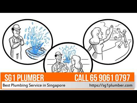 24 hours Singapore Plumbing Services - SG1 Plumber