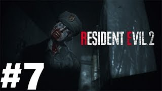 Resident Evil 2 (7) — Znowu On