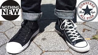 Converse vs Nothing New, the Most Eco