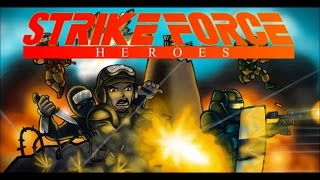 Герои ударного отряда (Strike force heroes) - #1 - Рембо