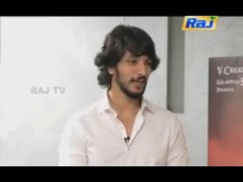 Actor Gautham Karthik's Exclusive Interview | Diwali Special 2017