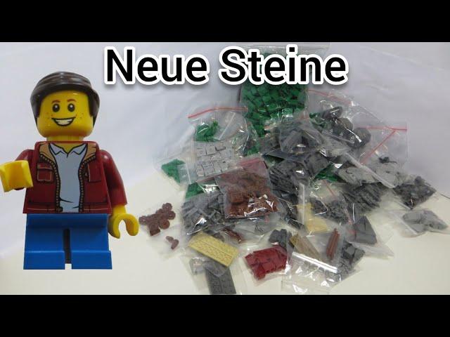 Lego Stadt Teil [39] - Neue Steine für meine Lego Stadt