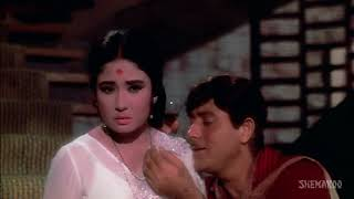 Choo Lene Do Najuk Hothon HD Kaajal Songs Meena Kumari Raj Kumar Mohd Rafi YouTube