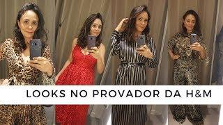 LOOKS NO PROVADOR H&M COM TENDÊNCIAS DA MODA 2019