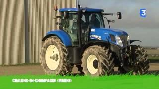 SIA 2014 : Les nouvelles technologies en agriculture