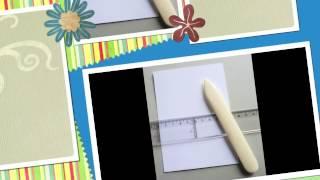 Скрапбукинг открытки: мастер класс по созданию свадебной открытки в мятных тонах