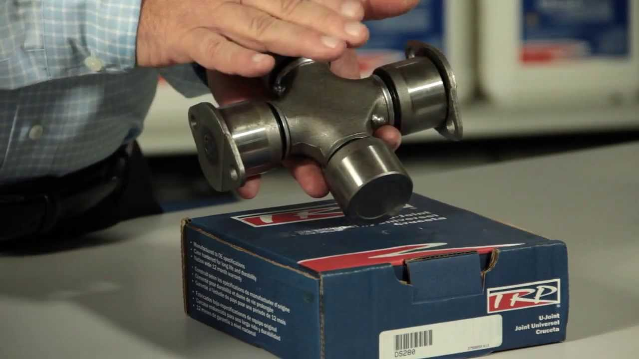 Buster's Blog - TRP® U-Joints - YouTube