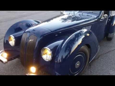 The Jaguar Aerodyne Driving